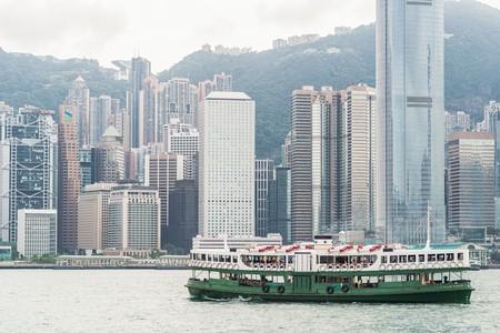 Star Ferry, Victoria Harbour, Hong Kong