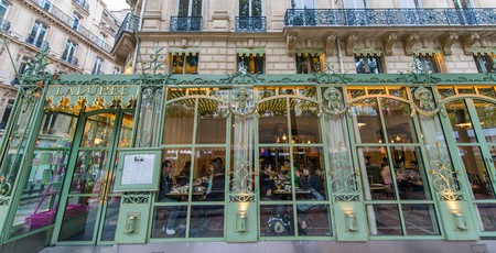 Laduree on the Champs-Elysees, Paris