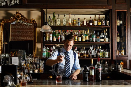 The Everleigh in Fitzroy focusses on classic style
