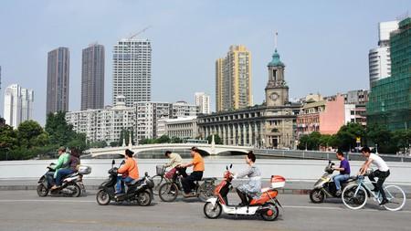 Sichuan Road, Shanghai