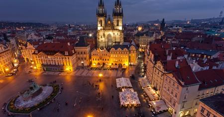 Prague has a buzzing nightlife