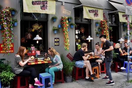 District Mot - Saigon Street Food Vietnamese Restaurant Mitte, Rosenthaler Strasse Berlin Germany