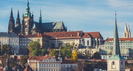 The Prague Castle is a must-visit for anyone visiting the city
