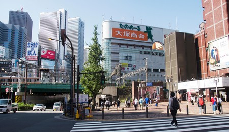 Tokyo offers a variety of hotel options