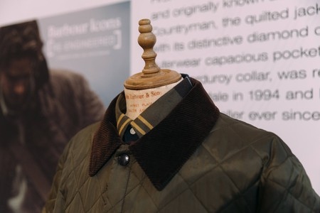 The Barbour jacket is the epitome of classic British style