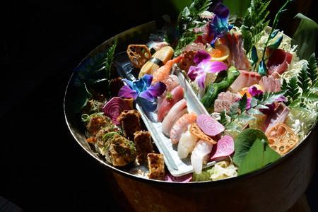 Ichi Ni Nana specialises in Japanese cuisine