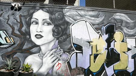 Street art, Mission District, San Francisco