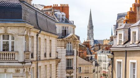 Nantes, France.