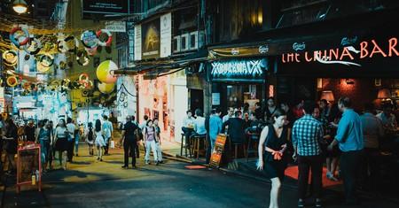 Lan Kwai Fong, Hong Kong, China