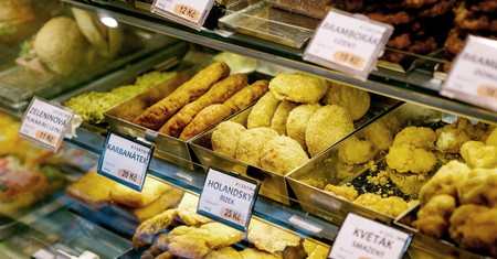 Try some delicious cakes, pastries and pies while you're in Prague