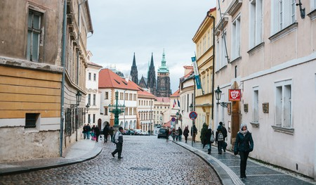 There's no shortage of celebrities from the Czech capital, Prague