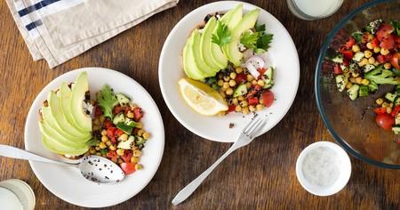You'll find a range of vegetarian restaurants in San Francisco