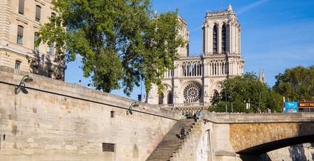 The Notre-Dame de Paris is just one highlight in the French capital
