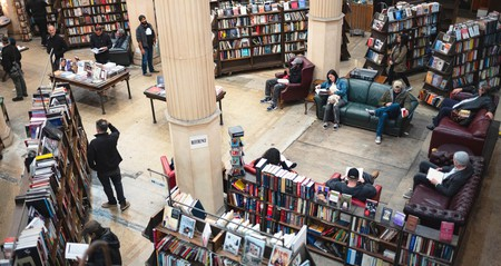 The Last Bookstore is a very special bookstore in LA