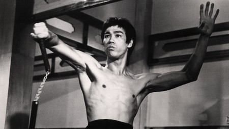 Bruce Lee in Fist Of Fury / The Chinese Connection, 1972