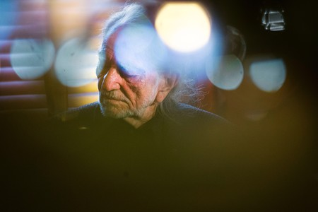 Willie Nelson being honoured with the Library of Congress Gershwin Prize for Popular Song