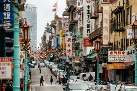 San Francisco's Chinatown neighborhood is a colorful and central place from which visitors can enjoy the city