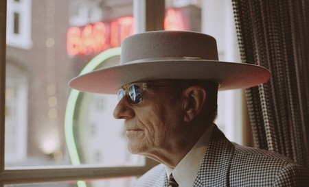 Locals refer to George Skeggs as the 'soul of Soho'