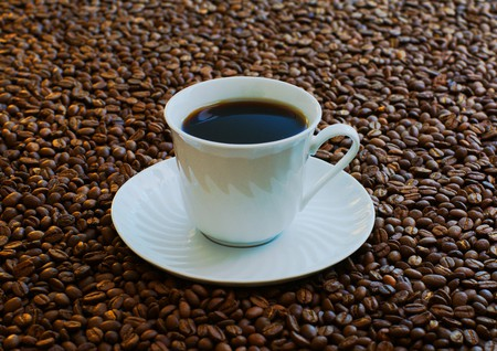 A cup of coffee a day keeps the stresses away