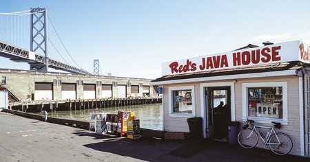 Red's Java House at Pier 30 is a local institution