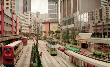 Causeway Bay is one of Hong Kong's busiest neighbourhoods