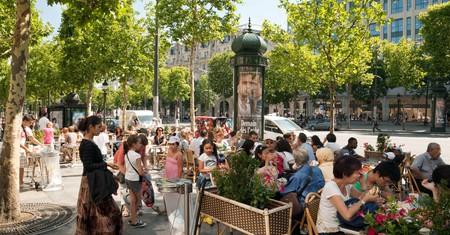 The Champs-Élysées in Paris is the world's most beautiful avenue