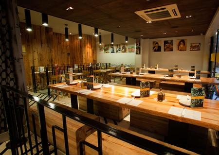 Yalla Yalla Restaurant London