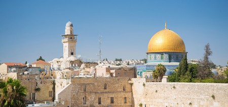 The holy city is abundant in religious sites
