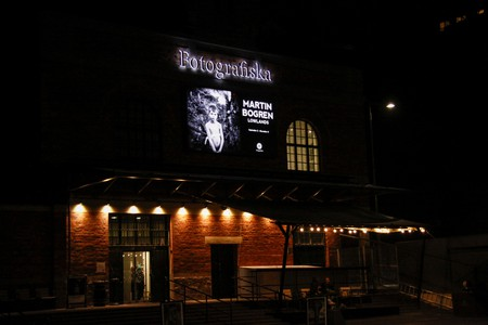 Fotografiska Museum, Stockholm, Sweden.