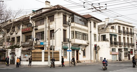 Take a walk through the fascinating Former French Concession in Shanghai