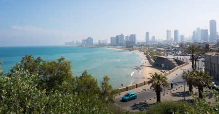 Tel Aviv is Israel's creative centre