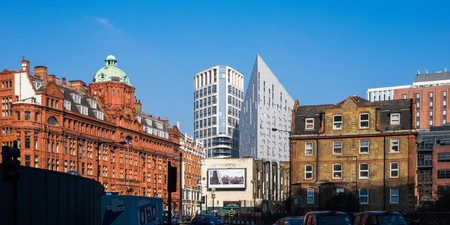 Old Street connects the East End to central London, making it a convenient place to stay