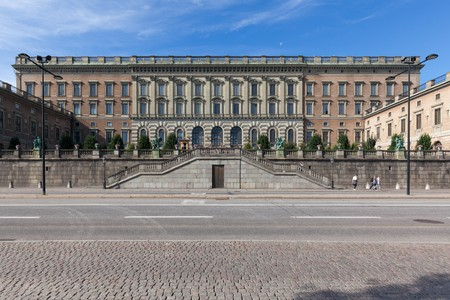 The museums of the Swedish Royal Palace are open to the public