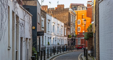 Explore the best of London while enjoying a cosy stay at a bed and breakfast