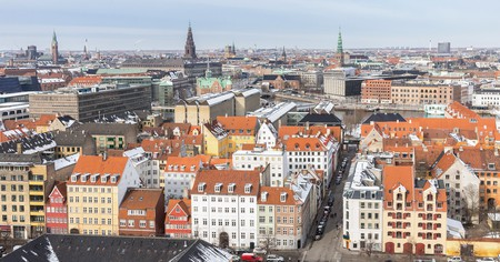 Copenhagen is one of Europe's film and TV capitals