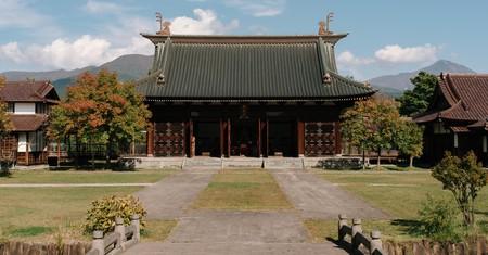 The Nisshinkan in Aizu-Wakamatsu on Japan's Diamond Route was home to a samurai school