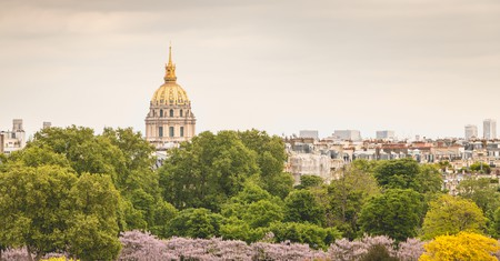 There are some brilliant hotels near the Place du Trocadéro