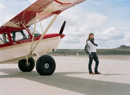 'Lori Olson' from the series 'Women in Wyoming'