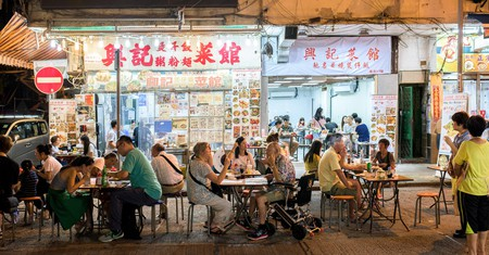 There are many high-quality budget restaurants in Hong Kong