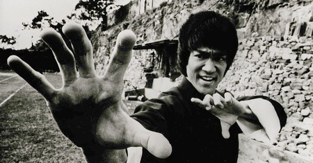 Bruce Lee stars in 'Enter the Dragon'