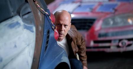 Bruce Willis in Looper, 2012