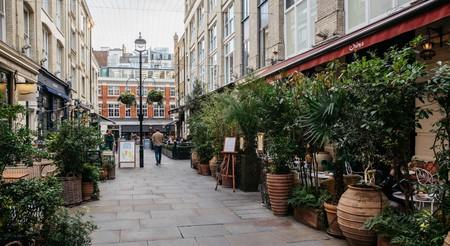Soho is in London's West End
