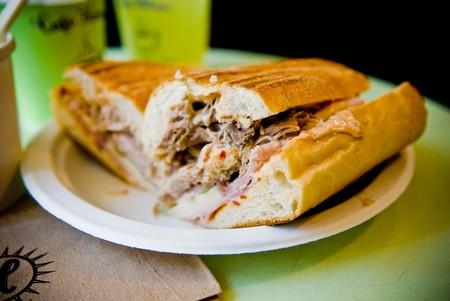 Cuban sandwiches are a popular menu item in Little Havana