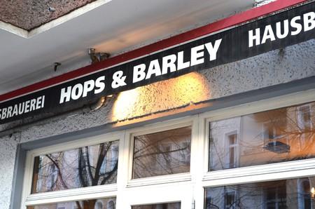 Hops and Barley, Berlin, Germany.
