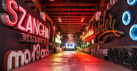 Neon Museum, Warsaw, Poland