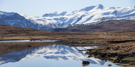 Iceland's Snaefellsness Peninsula