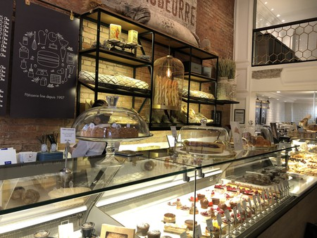 Treat yourself at Pâtisserie Amandine