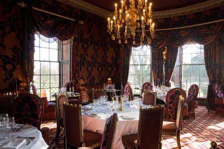 Rhubarb Restaurant Prestonfield House Hotel Edinburgh Scotland