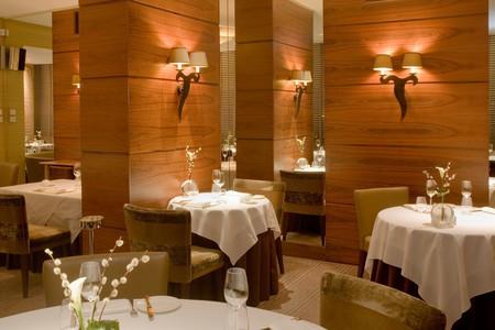 Restaurant Martin Wishart Edinburgh Scotland