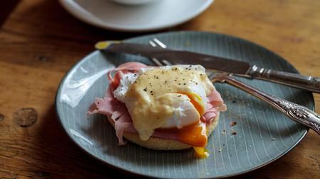 Tuck into eggs benedict in Dublin